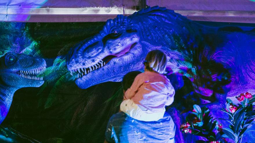 Dinosaurs Tour animatrònics, el 13 i 14 de març al Palau Firal de Manresa