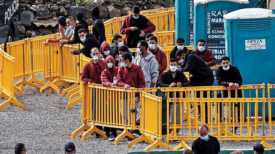 Los magrebíes apuran el salto a  la Península ante  las repatriaciones