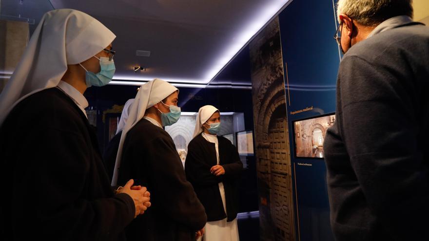 Las monjas conocen las dos orillas de la historia de Avilés