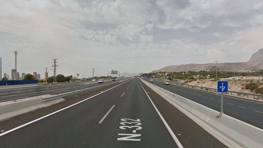 Fallece un ciclista de 60 años atropellado por un coche en Benidorm