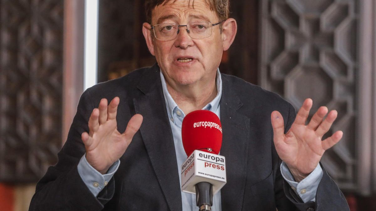 Puig confía que el Gobierno y los ayuntamientos acerquen posturas sobre el remanente municipal