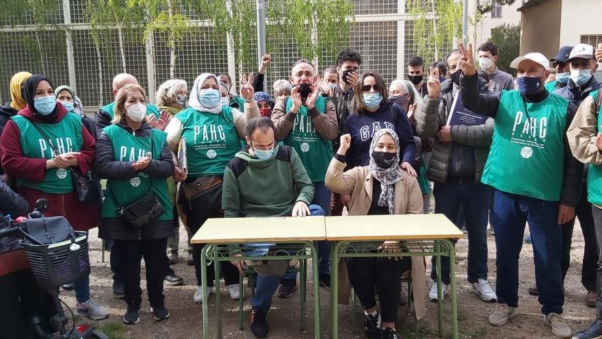L'Audiència de Barcelona ordena desallotjar 17 famílies d'un bloc ocupat de Manresa