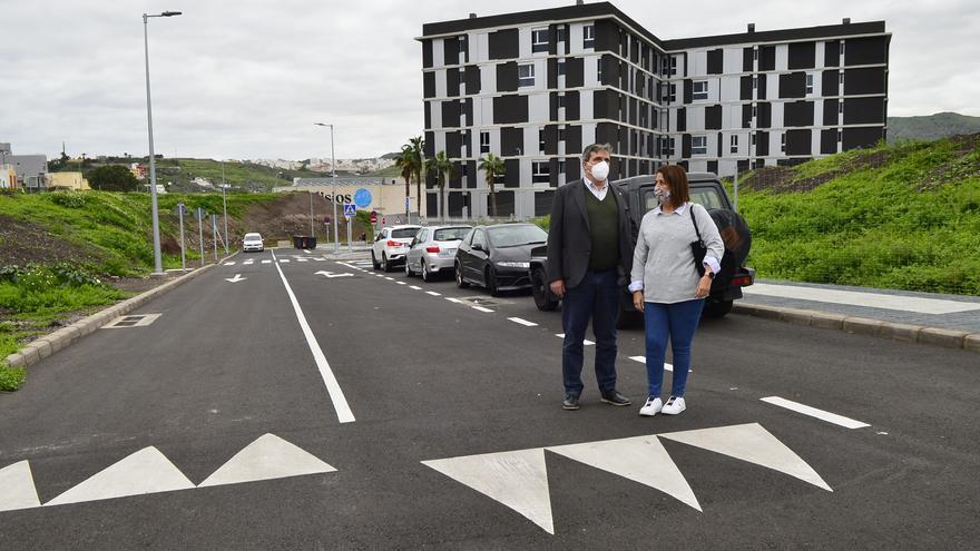 La capital grancanaria avanza en la transformación urbanística de Tamaraceite Sur