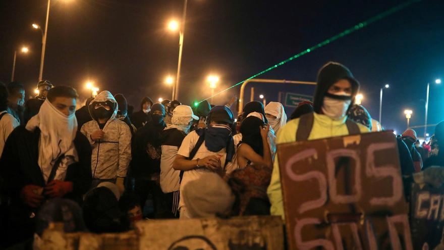 Un nuevo informe eleva a 42 los muertos en las protestas en Colombia