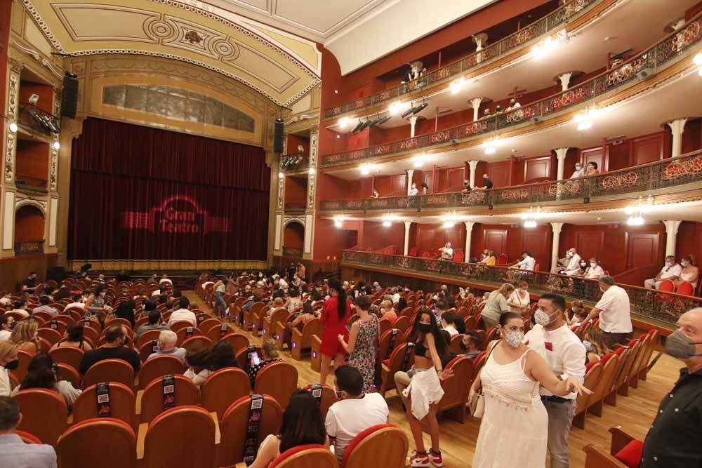 Vista del Gran Teatro