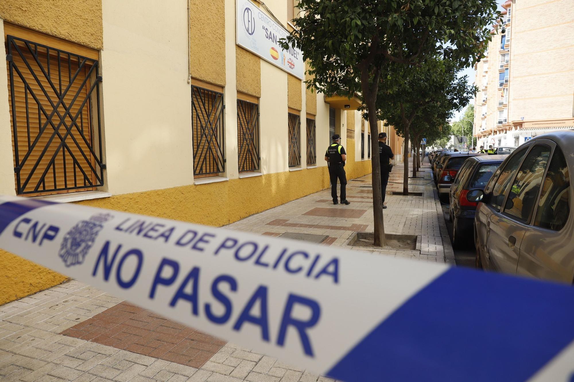 Asesinada de un tiro una mujer en El Bulto a manos de su pareja