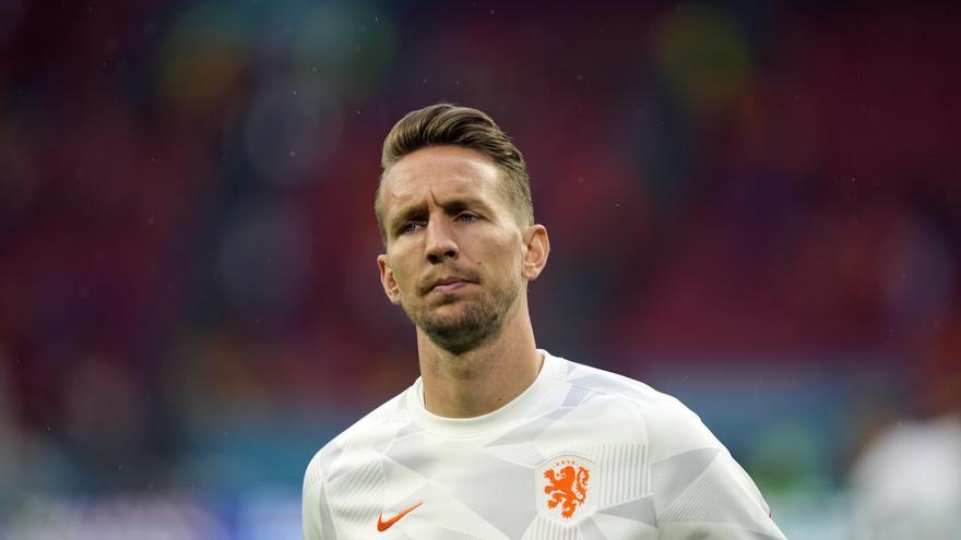 El sevillista Luuk de Jong se pierde todo lo que queda de la Eurocopa por lesión