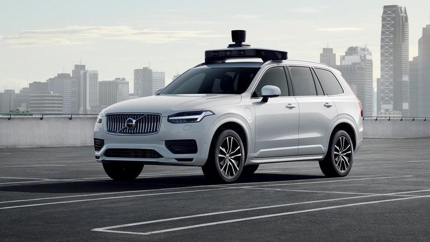 Volvo y Waymo crearán un coche autónomo y eléctrico y un servicio de movilidad compartida