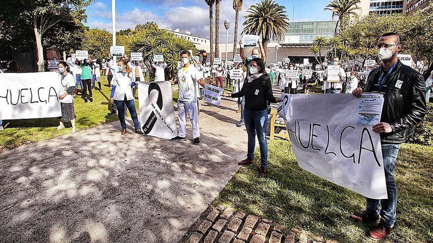 La Mesa de Confluencia de Médicos sostiene que la huelga no es insensata