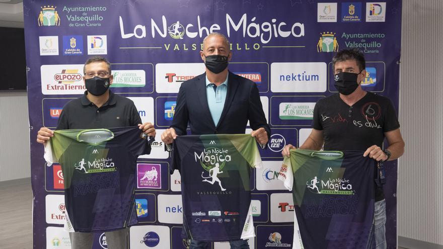 La Noche Mágica de Valsequillo contará con más de 500 corredores
