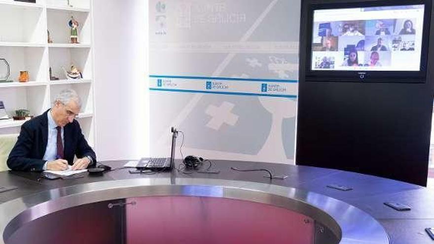 I+D y nuevos mercados, receta de la aeronáutica gallega frente a la crisis