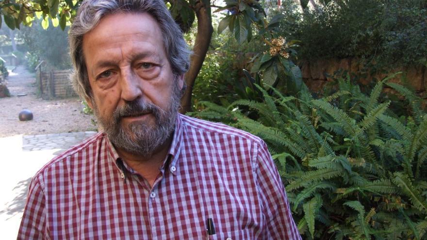 La Fundació Jardí Botànic cesa a Josep Lluís Gradaille tras 35 años al frente