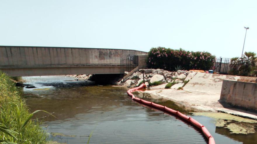 El Ciclo Integral del Agua invierte 2,3 millones en eliminar vertidos irregulares a las acequias
