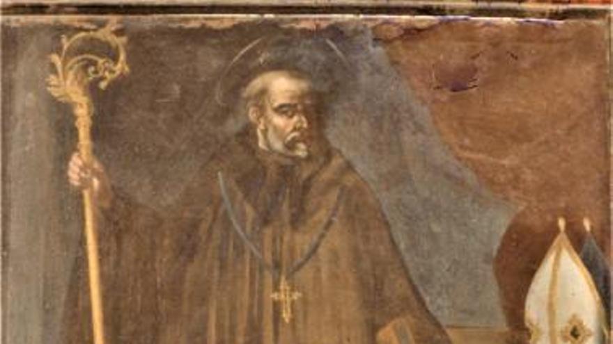 Los santos obispos de Ribas de Sil y sus reliquias