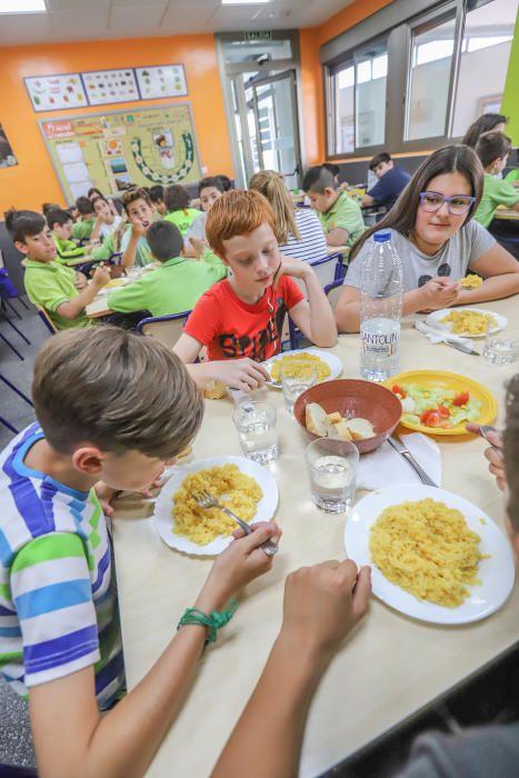 Premio nacional de alimentación al Colegio de Hurc
