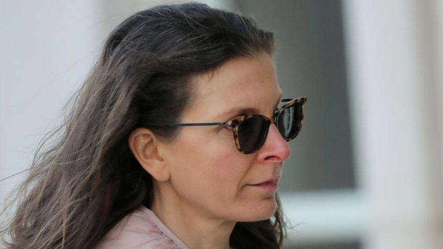 Seis años de cárcel para la heredera de Seagram's por el caso de una secta sexual