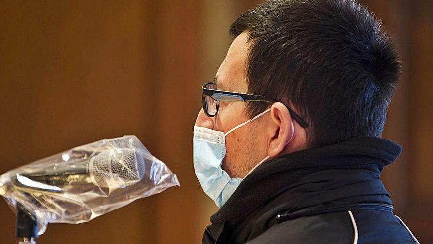 Acepta doce años de cárcel tras confesar que intentó matar a su pareja a cuchilladas
