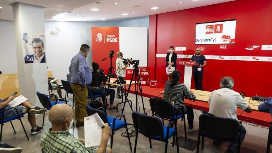 El PSOE de Zamora celebra el acuerdo Gobierno-FEMP que beneficia a 300 municipios