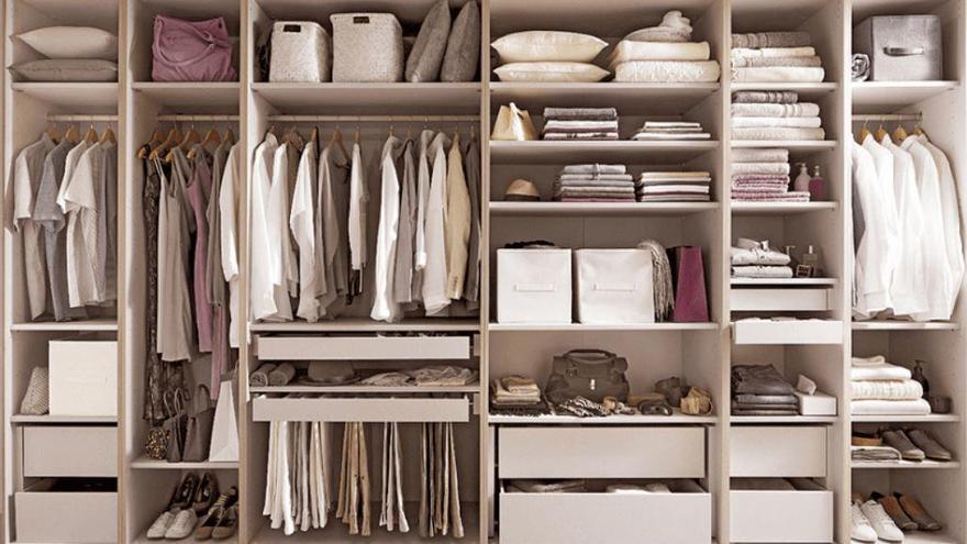 Ordena el armario con los trucos de Marie Kondo