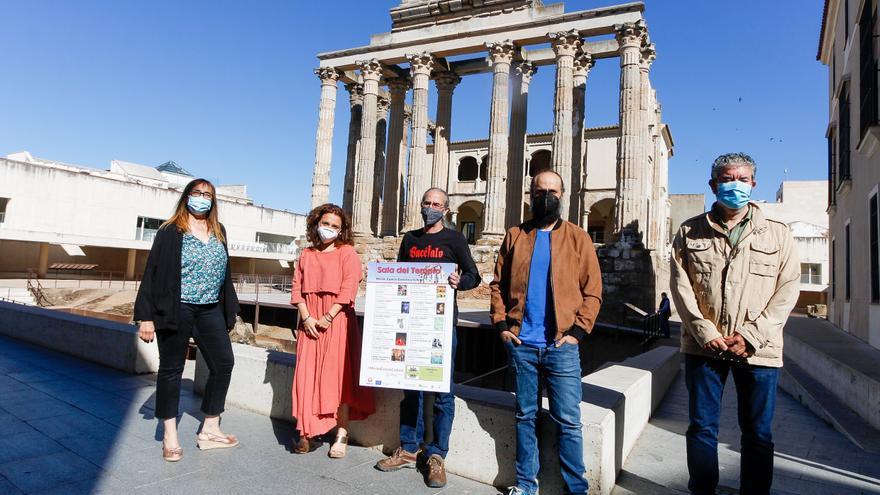 Bucéfalo abre el sábado la programación cultural del Templo de Diana