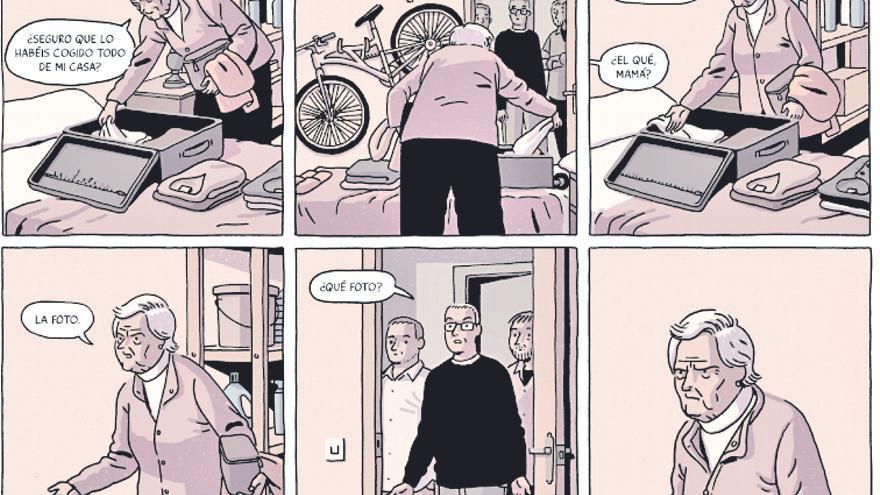 """Paco Roca: """"El cómic es mi manera de entender las cosas y de empatizar con las personas"""""""
