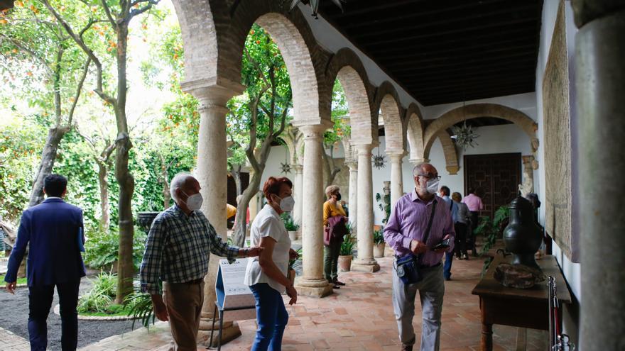 Masiva afluencia de público a Viana en su jornada de puertas abiertas