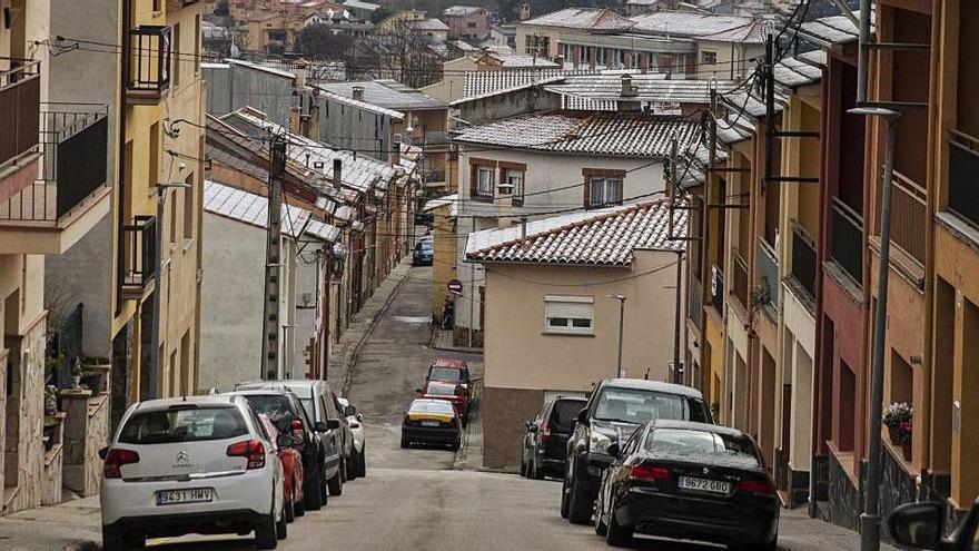 El temporal deixa enfarinades al Montseny i Guilleries i mínimes de 10 graus negatius al Pirineu