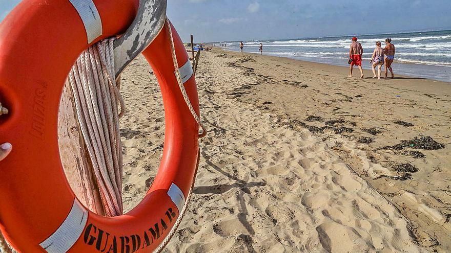 Los socorristas de playa reclaman una regulación nacional que determine la vigilancia para evitar ahogamientos