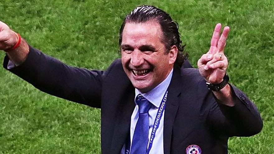 """Pizzi no ve """"clara"""" la salida de Marcelino del Valencia"""