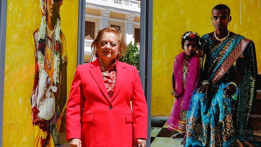 Cristina García Rodero: «Dedicarse a la fotografía es una profesión cada vez más heroica»