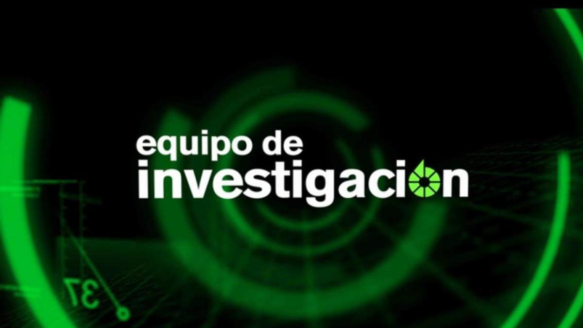 Logo de 'Equipo de investigación'.