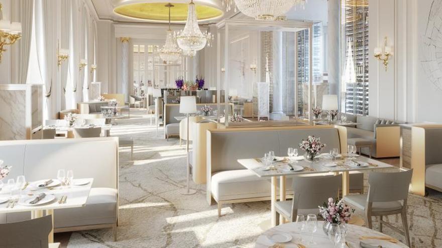 Quique Dacosta asume la dirección gastronómica del Hotel Ritz de Madrid