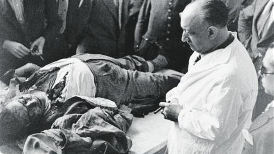 Calvo Sotelo caiu asasinado en xullo como vinganza polo asasinato do tenente Castillo