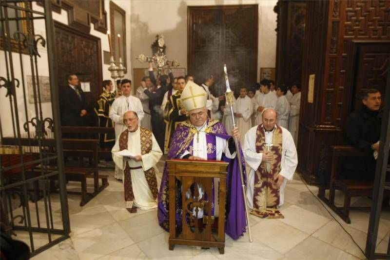 GALERÍA DE IMÁGENES / Arranca el año jubilar de los Dolores