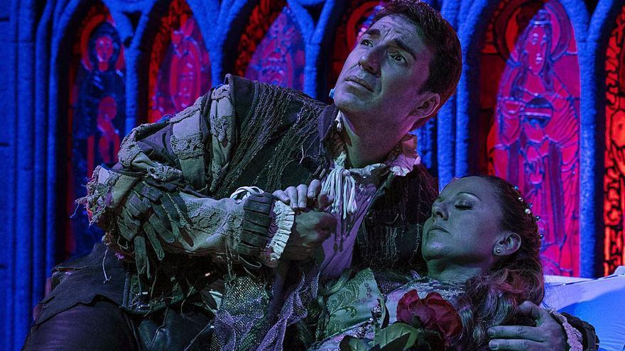 La Región revivirá en formato musical el amor de Romeo y Julieta