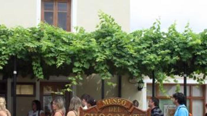 La Generalitat acepta mantener el Museo del Chocolate en su ubicación