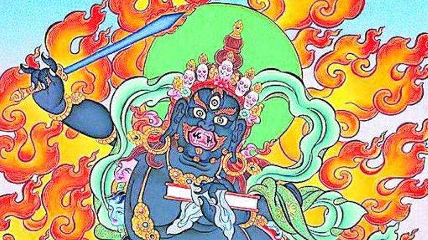 'Bardo Thödol (El libro tibetano de los muertos)'