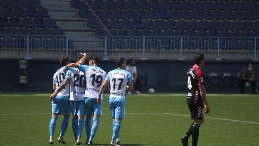 Vídeo resumen de la victoria del Málaga CF ante el Albacete