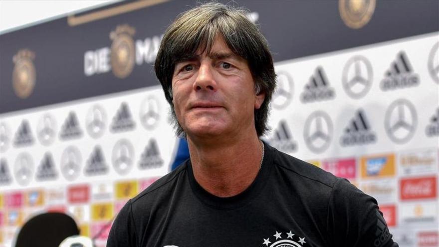 Joachim Löw seguirá al frente de la selección alemana hasta 2022