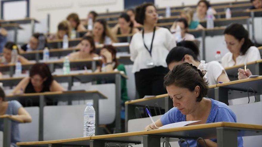 Casi 7.000 aspirantes a profesor inician mañana las oposiciones sin opción para casos covid