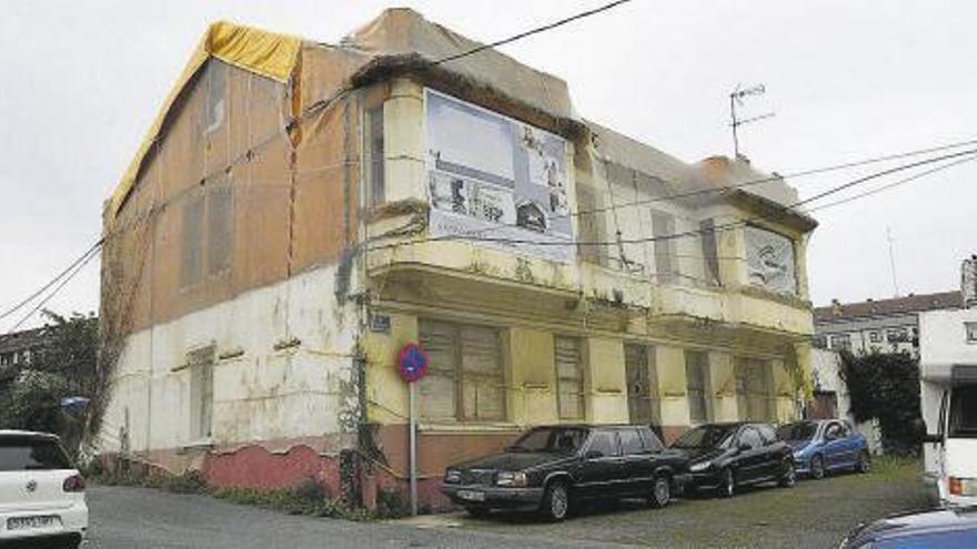 La Xunta tramita catalogar como patrimonio cultural un edificio situado en Acea de Ama