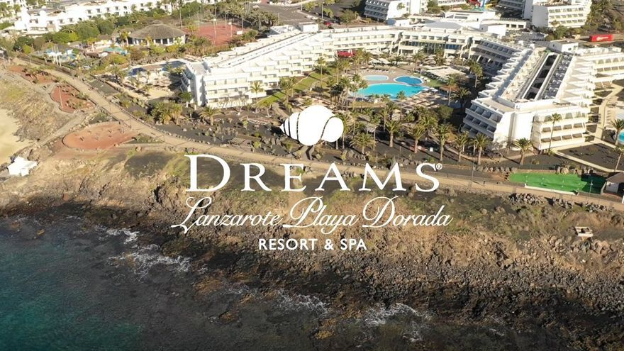 Hotel Dreams Lanzarote Playa Dorada.