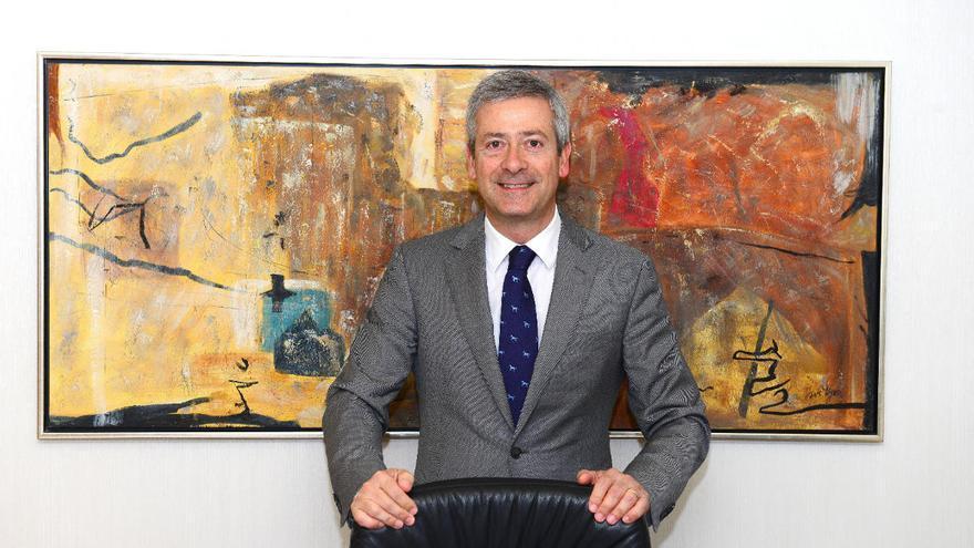 Agustín Manrique de Lara, nuevo presidente del Círculo de Gran Canaria