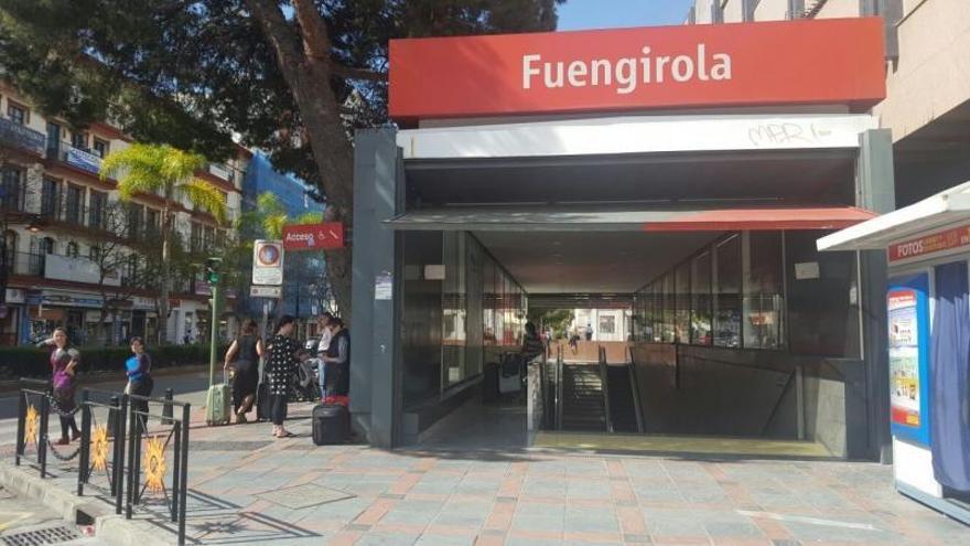 Renfe mejora la accesibilidad de la estación de Fuengirola