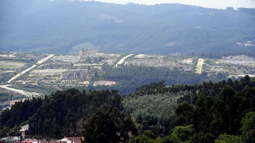 Estrella Galicia firma mañana un protocolo para su posible implantación en Morás