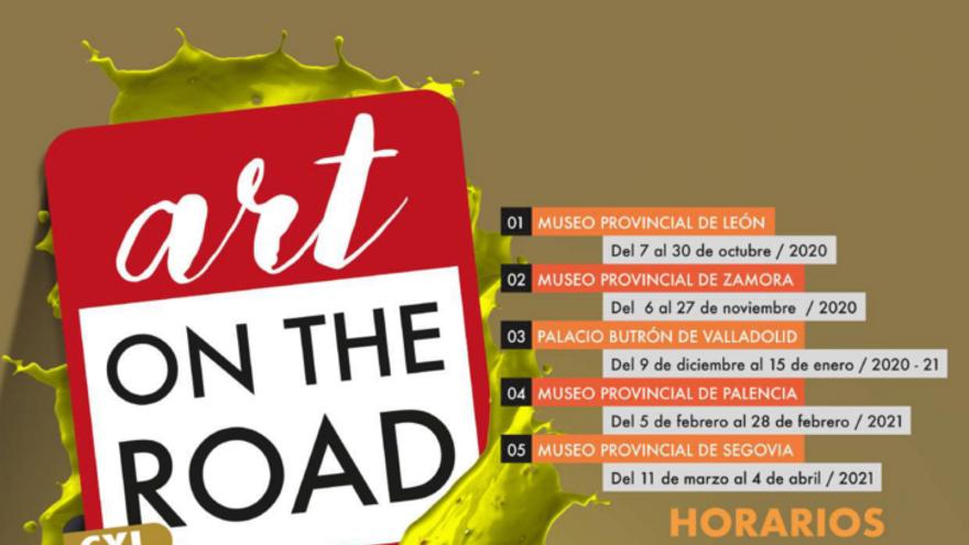 Art on the road Castilla y León
