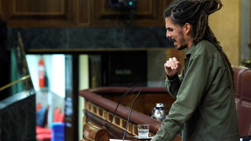 El Supremo rechaza rectificar la condena de Alberto Rodríguez