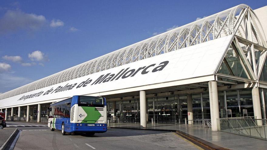 Los aeropuertos de Baleares rozarán el 50 % del tráfico de 2019 en junio