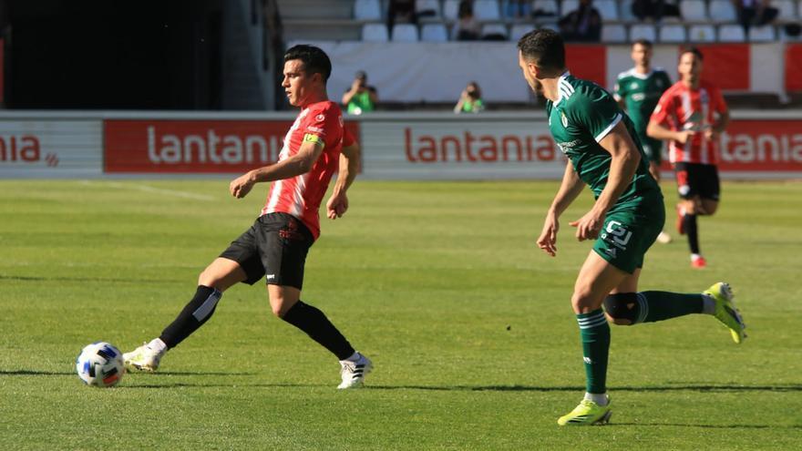 El Zamora CF estrena la segunda fase con un empate ante el Burgos