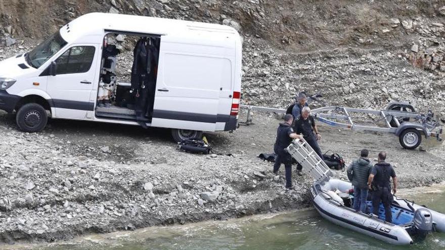 Localitzen mort un testimoni del doble crim del pantà de Susqueda